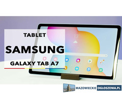 Serwis Samsung Tab A7 2020 wymiana szybki szkla